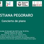 Cristiana_Pegoraro_en_el_IICfront